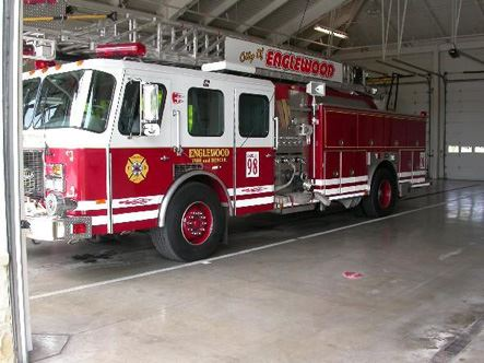 Ladder 98 - 1997 E-One