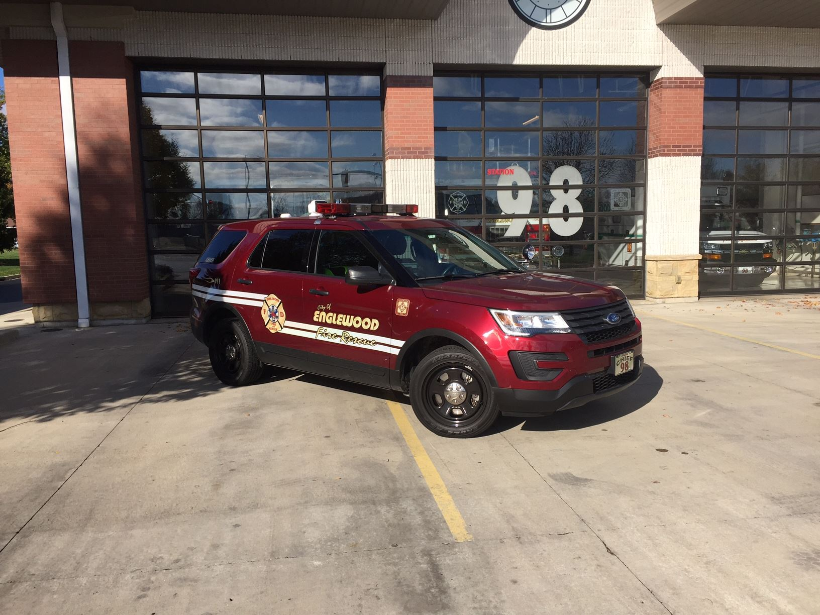 Chief 98 - 2016 Ford Explorer